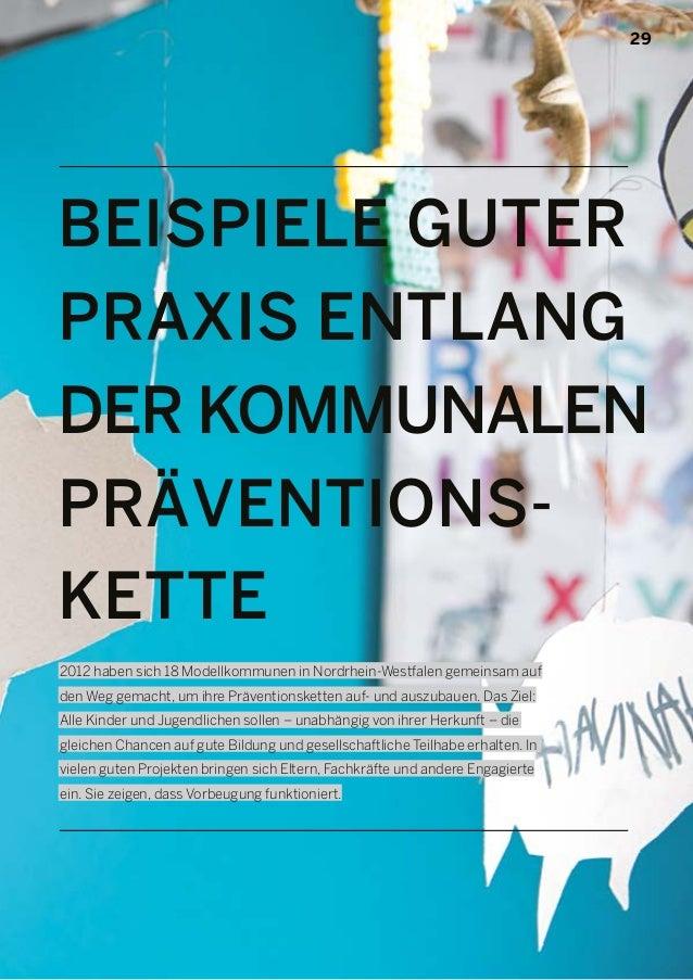 Kein Kind zurücklassen! Kommunen in NRW beugen vor - Fachmagazin 2014