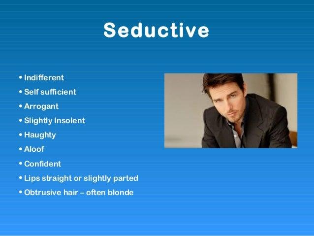 Seductive Facial Expressions