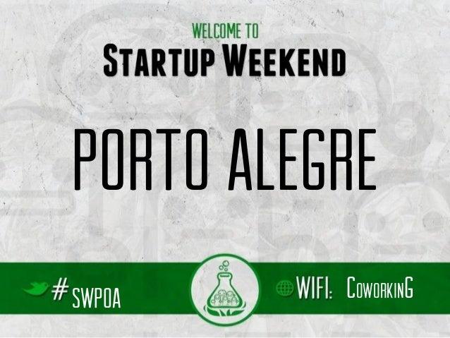 SWPOA  Coworking  Porto Alegre