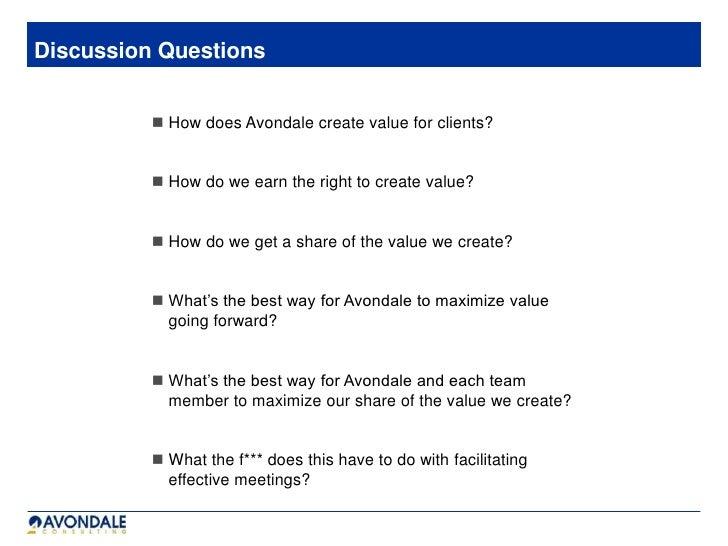 Facilitating effective meetings Slide 3
