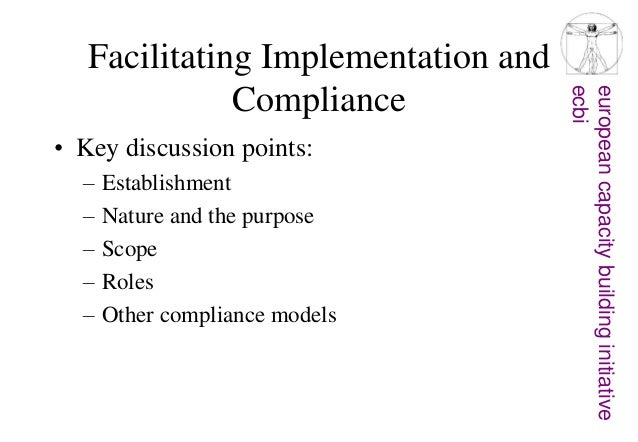 Facilitating Implementation And Pliance In The Paris