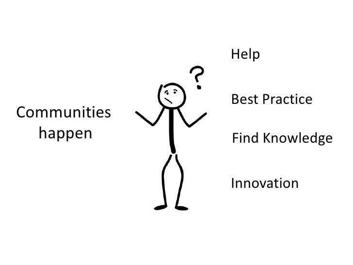 Facilitating Online Communities Slide 3