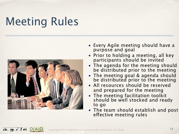 Facilitation Foundations  A Guide To Effective Agile Meetings