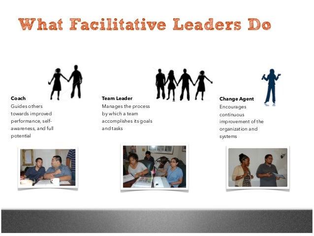 Facilitative Leadership Slide 3