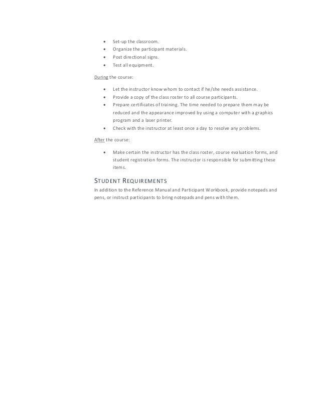 Facilitator Guide Template