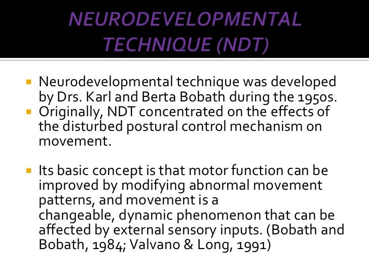 Facilitatory And Inhibitory Techniques New