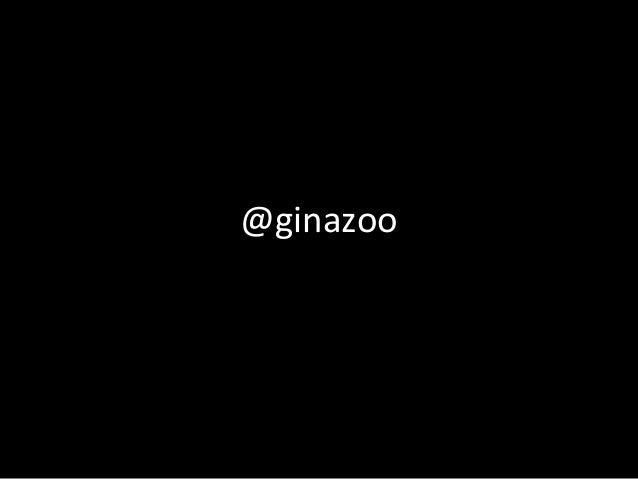 @ginazoo