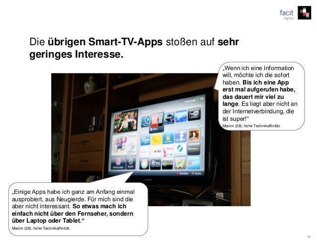 wie smart ist die konvergenz verhaltensmuster vernetzter tv nutzer. Black Bedroom Furniture Sets. Home Design Ideas