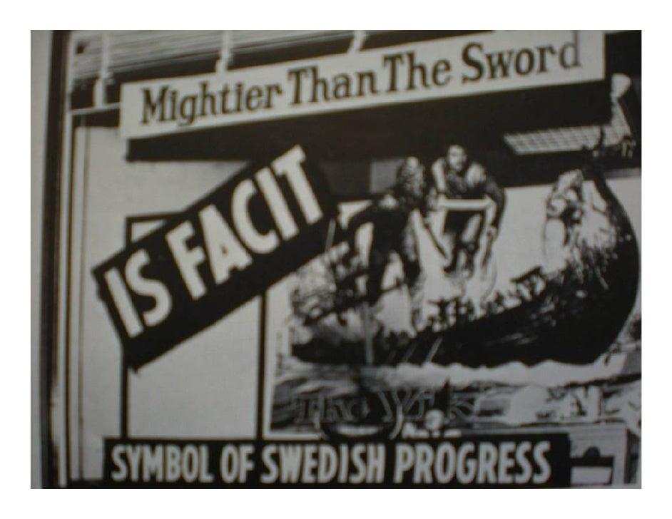 Då Facit i allt väsentligt gick under 1971-72 kan det     vara svårt att greppa hur oerhört stort och    framgångsrikt för...