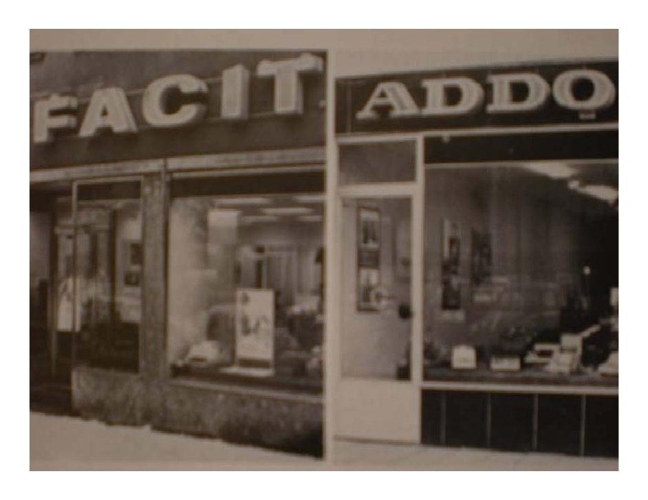 Facits uppköp av konkurrenten Addo 1966 är  ett beslut som har kritiserats mycket ofta.