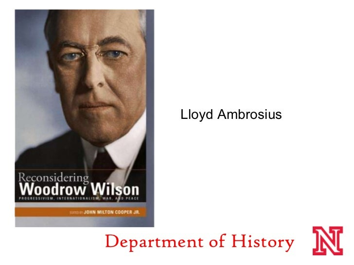 Lloyd Ambrosius<br />Department of History<br />