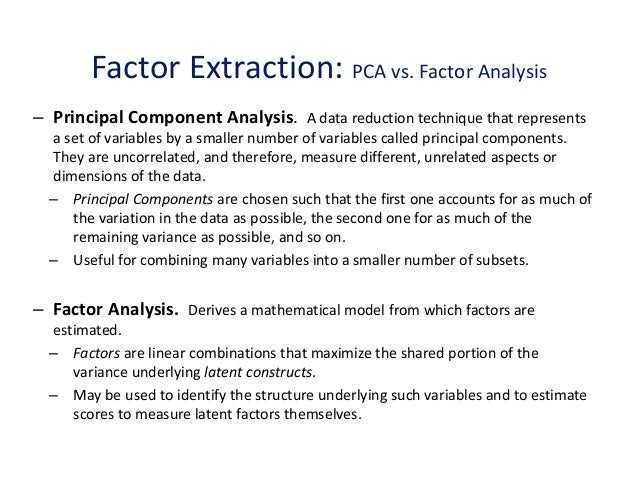 Analysis Factor 118