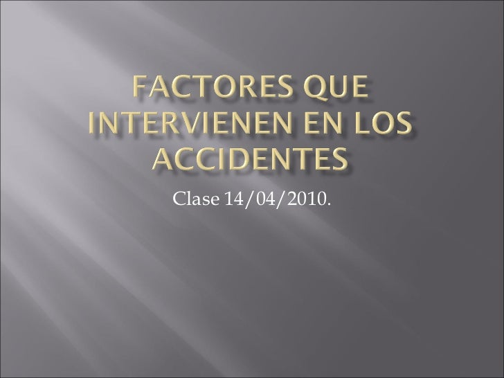 Clase 14/04/2010.