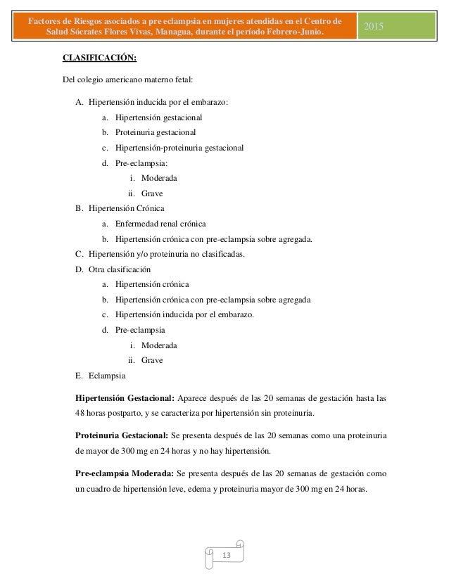 Calculadora del tiempo de hipertensión gestacional