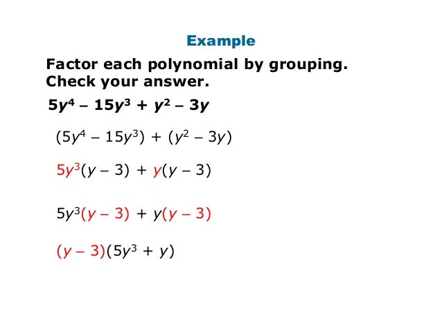 Quiz & worksheet steps for factoring by grouping | study. Com.