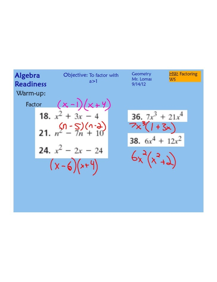 Factoring With a.pdf