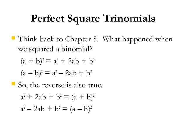 Trinomials Worksheet Sanfranciscolife