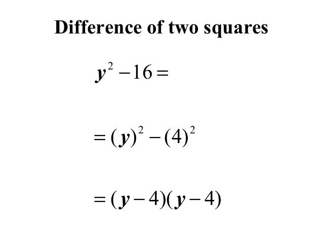 difference of squares worksheet - Termolak