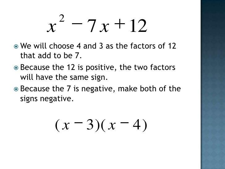 x factor number