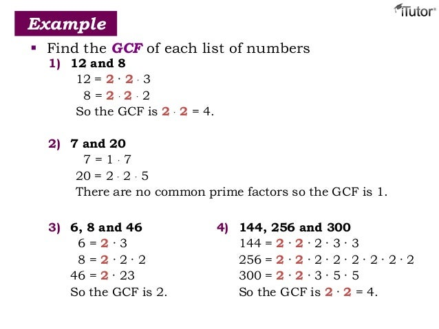 how to find the of two numbers