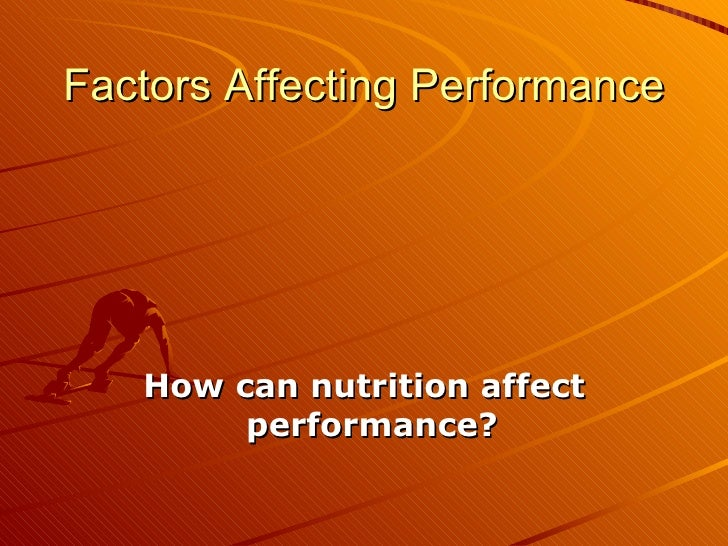 factors affecting performance coursework However, since entry qualifications did not significantly (p 005) affect academic performance, this association should be of limited concern none of the investigated factors significantly affected academic performance this observation could be a consequence of an impressive performance in the coursework exams by a.