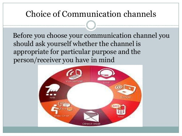 The Five Key Factors In Communications