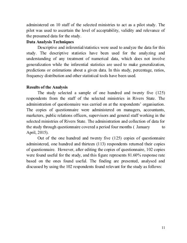 factors affecting job performance in public This paper discussed how work ethic affects workers job performance by  evaluating how either  published at journal of leadership, accountability and  ethics  factors affecting application of ict by managers in the nigerian public  sector.