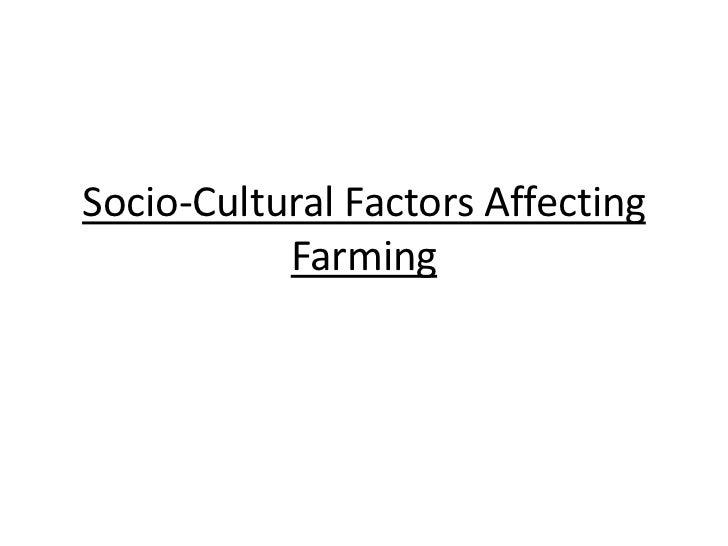 socio economic factors influencing adoption of fertilizer Economic studies have shown that factors influencing adoption of  and socio-economic factors that affect yields per  of fertilizer use (kg n ha-1) and.