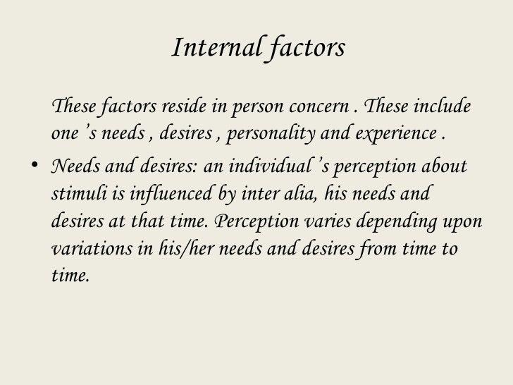 Factors affecting perception asha Slide 3