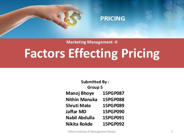 factors affecting pricing and output decisions In microeconomics, the long run is the conceptual time period in which there are  no fixed factors of production, so that there are no constraints preventing  changing the output level by changing the capital stock or by entering or leaving  an industry the long run contrasts with the short run, in which some factors are  variable  long-run marginal cost (lrmc) is the added cost of providing an  additional.