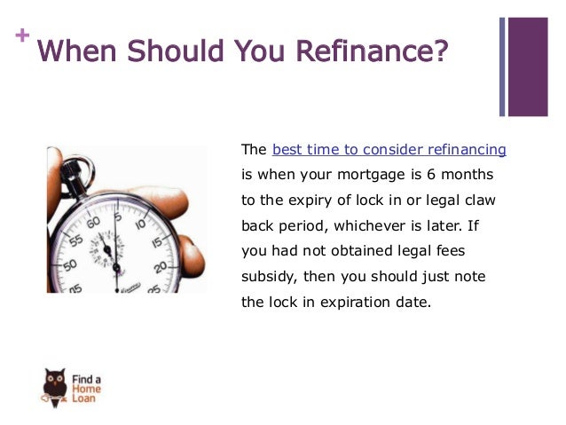 The Reasons Why You Should Refinance Mortgage Loan