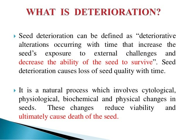 factors affecting seed and seedling vigour Factors affecting seed and seedling vigour seed vigour is a term encompassing the sum total of those properties of the seed that determine the potential performance of the seed or seed lot during germination and seedling emergence (perry, 1978.