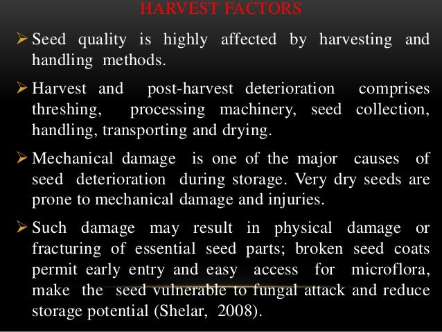 factors affecting seed germination pdf