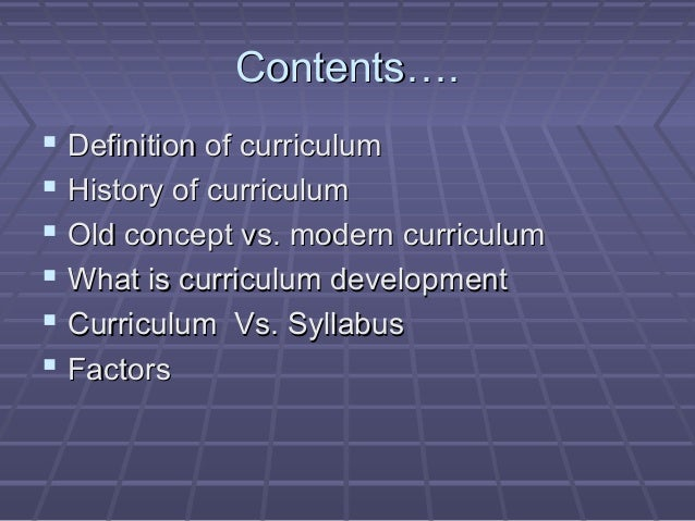 historical and contemporary factors influencing the