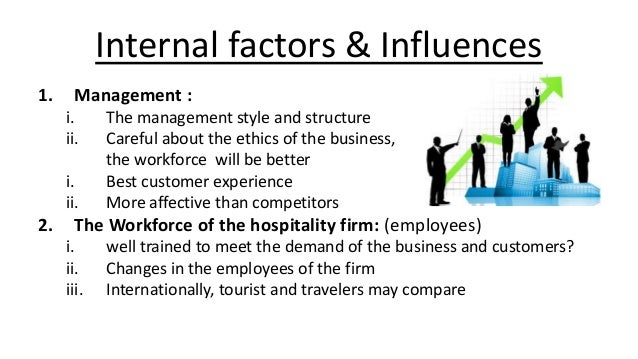 the political factors and its influences for hospitality industry Economic factors that commonly affect businesses four variables that affect the business cycle economic factors affecting businesses by gregory hamel.