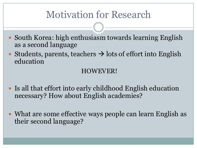 thesis about english language teaching