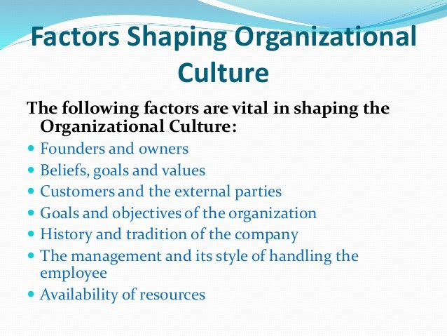 creating and strengthening organizational culture the A qualified consultant will work with your organization to conduct this training and   required to strengthen the organization's culture developing and prioritizing.