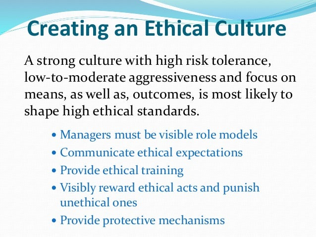 ethics and cultures Successful leaders demonstrate their values and ethics in every action they take at work and in their interaction with coworkers learn more about values.