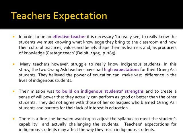 Factors that influence the indigenous students' success in secondary …