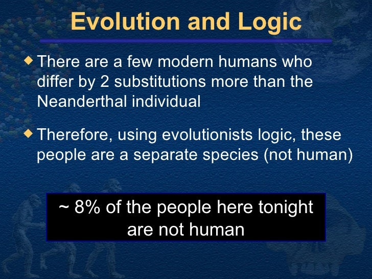 an analysis of the differences between the creationists and the evolutionists A theory of creation  there is a distinct difference between natural science and naturalistic philosophy: the former is the study of the natural world, while the latter is a belief that the natural world is all that exists  as shall be seen below, an analysis of both the creation and evolution models reveals that the two theories conform.