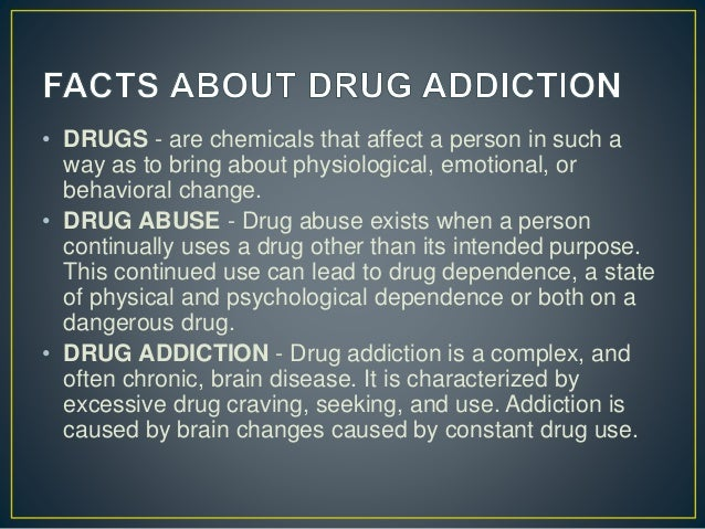 facts about drug abuse ireland For additional information about specific drugs including information by drug category, street name, how it is used and health risks: commonly abused drugs short-term effects of drug use drugs are chemicals and while each drug produces different physical effects, all abused substances share one thing in common.