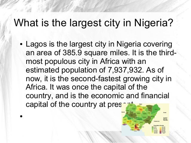 nigeria facts and its people