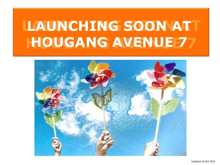 LAUNCHING SOON AT                        LAUNCHING SOON AT                       HOUGANG AVENUE 77                        ...