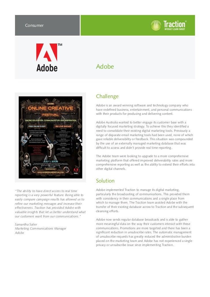 Consumer                                                       Adobe                                                      ...