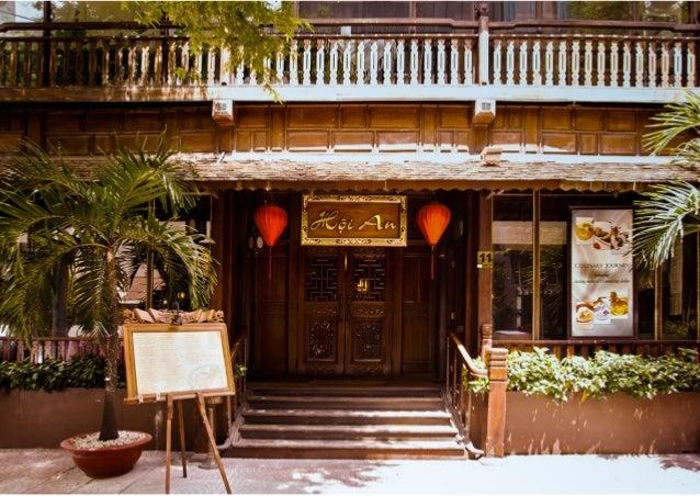 Hoi An Restaurant Saigon Fact Sheet