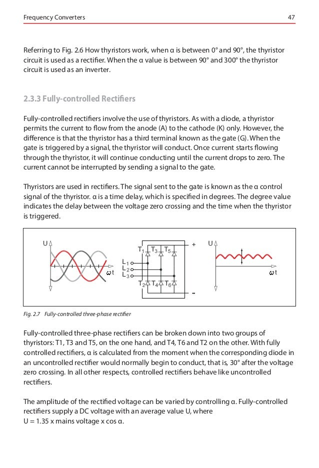 Facts worth knowing about frequency converters