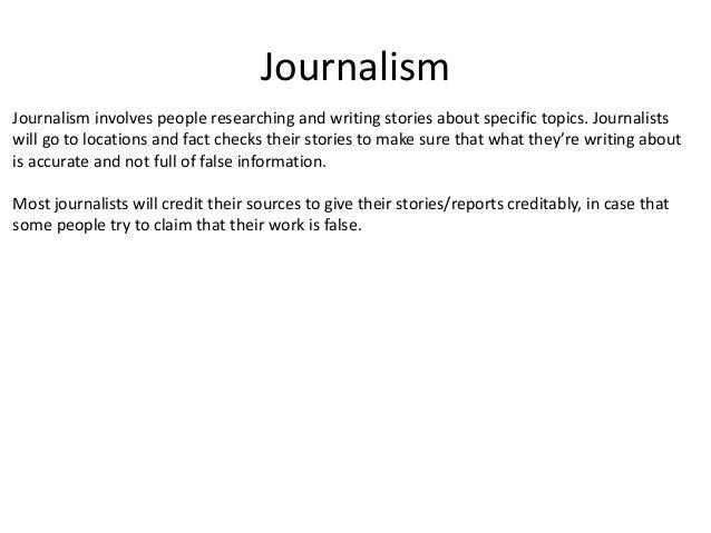 factual writing topics