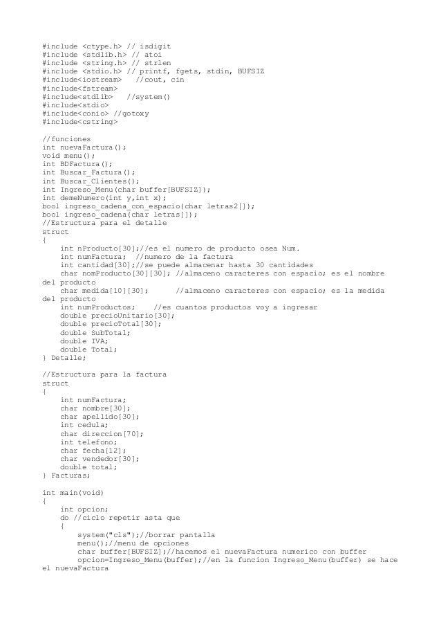 #include <ctype.h> // isdigit #include <stdlib.h> // atoi #include <string.h> // strlen #include <stdio.h> // printf, fget...