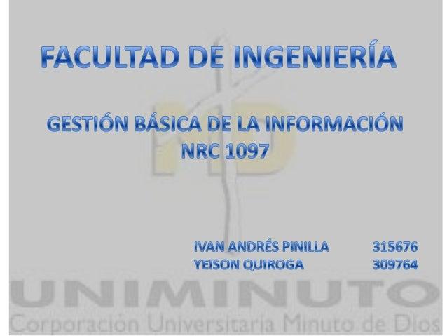 • Formar profesionales altamente competitivos  basados en las enseñanzas eudistas del Padre  Rafael García Herreros, ofrec...