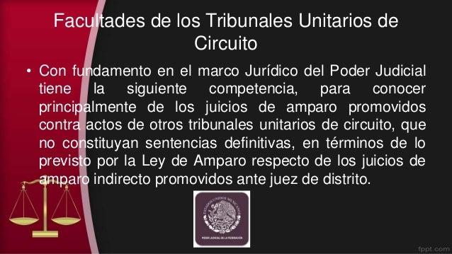 Circuito Judicial : Facultades exclusivas del poder judicial en mexico